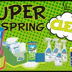 essential spring cleaning products for the office