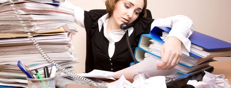 decluttering in five steps