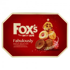 Fox's - Fabulously Biscuit Selection