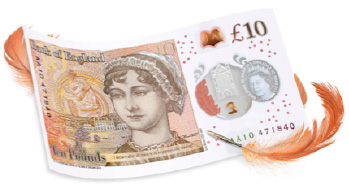 new polymer £10 note